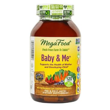 9. MegaFood Baby & Me