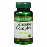 Nature's Bounty Ginseng