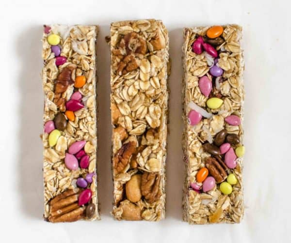 granola bar health benefits
