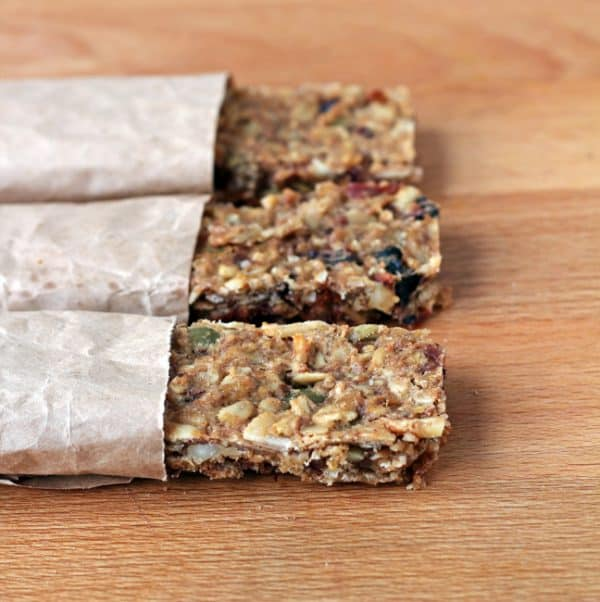 granola bars sugars