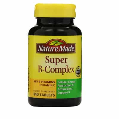 Vitamin B Complex Nature Made Reviews