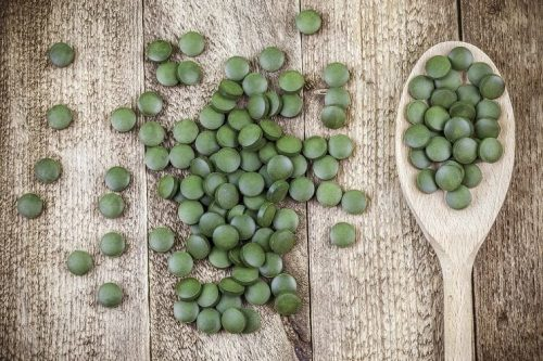 about chlorella supplements