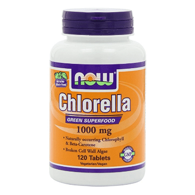 Best chlorella products