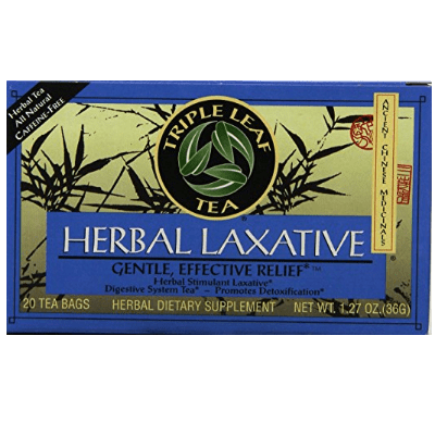 3. Triple Leaf Tea