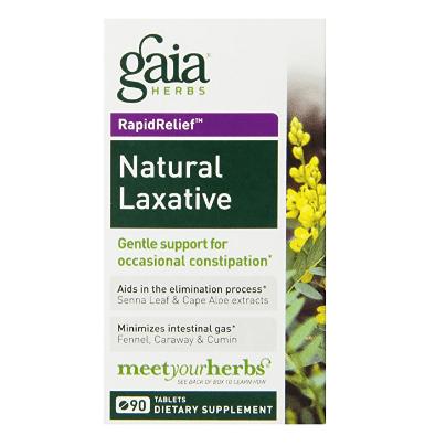 6. Gaia Herbs Rapidrelief