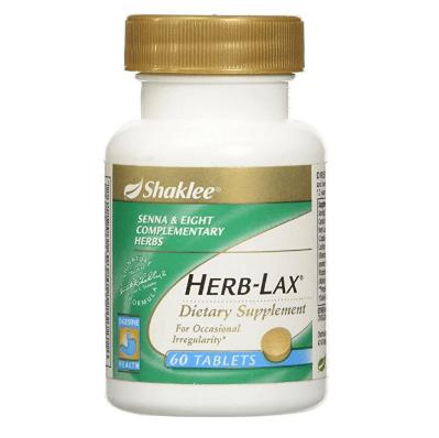 7. Shaklee Herb-Lax