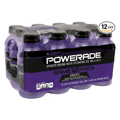 What Powerade Drinks Help You The Best