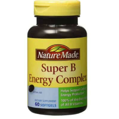 8. Nature Made Energy
