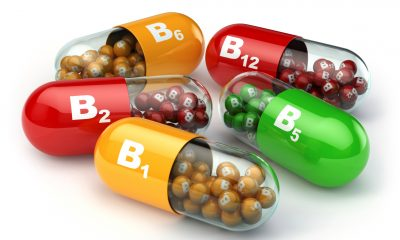 vitamin b complex benefits