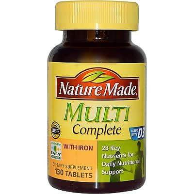 2. Nature Made