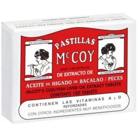 10. Pastillas McCoy
