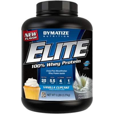 3. Dymatize Elite 100%