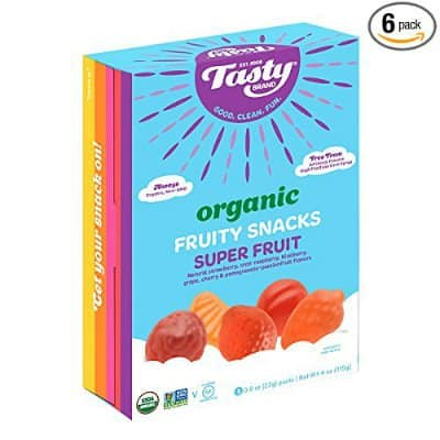 3. Tasty Organic