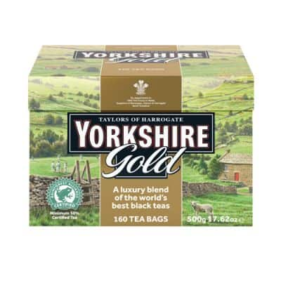 8 Taylors Of Harrogate Yorkshire Gold