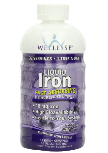 8. WELLESSE Liquid
