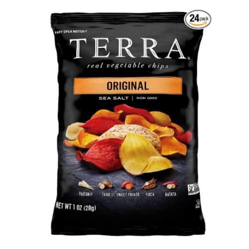 1. TERRA