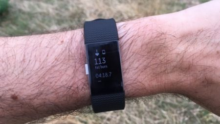 wrist heart rate monitor