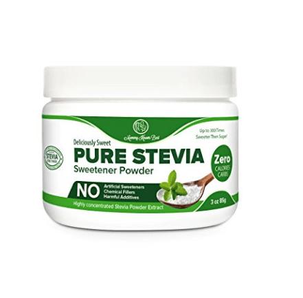 8. Pure Stevia Powder