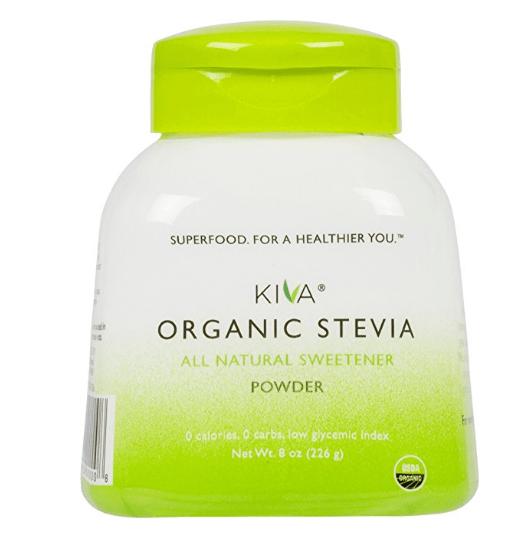 10. Kiva Organic