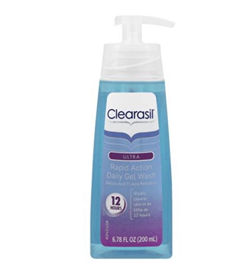 10. Clearasil