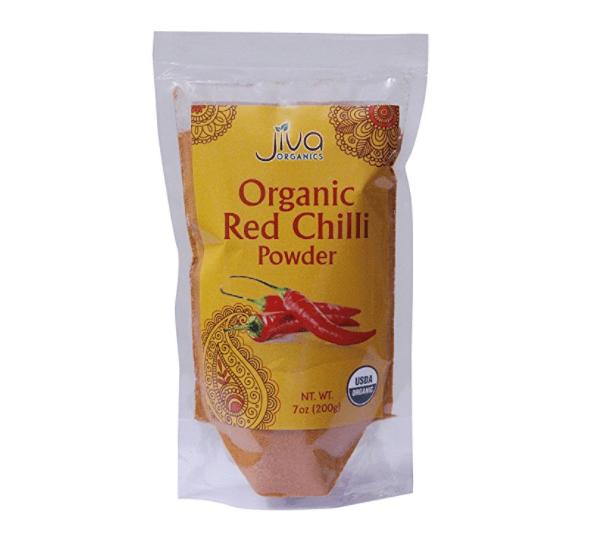 8. Jiva USDA Organic