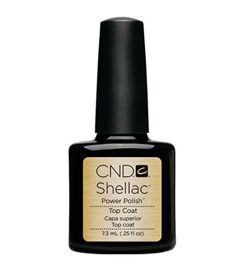 4. CND Shellac Original