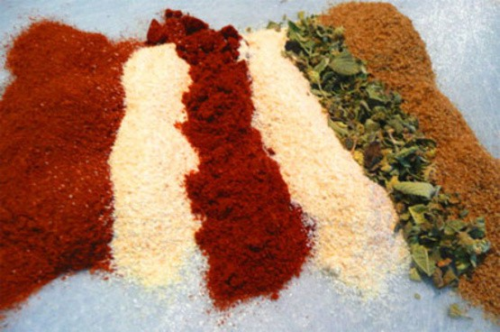 chili powder for mexican cuisine