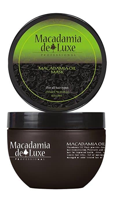 10. Macadamia Deluxe Oil