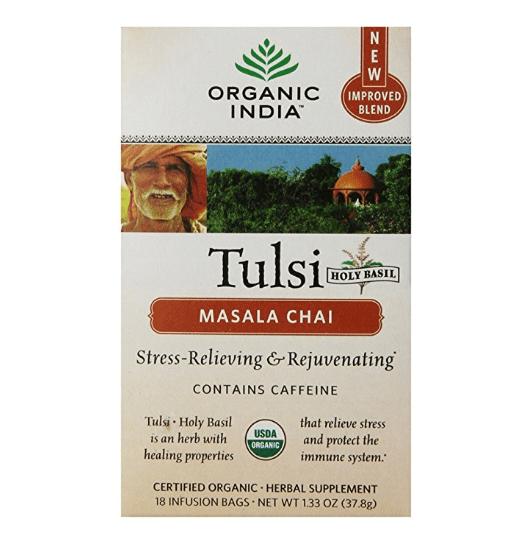 5. Organic India Tulsi