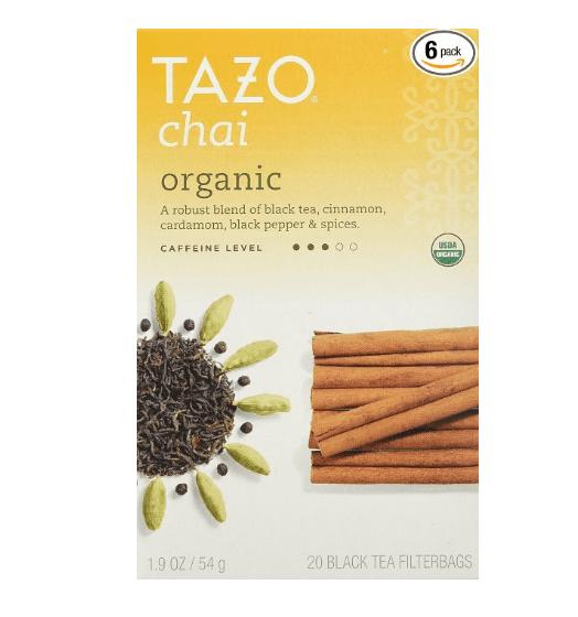 10. Tazo