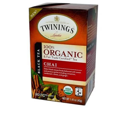 1. Twinings