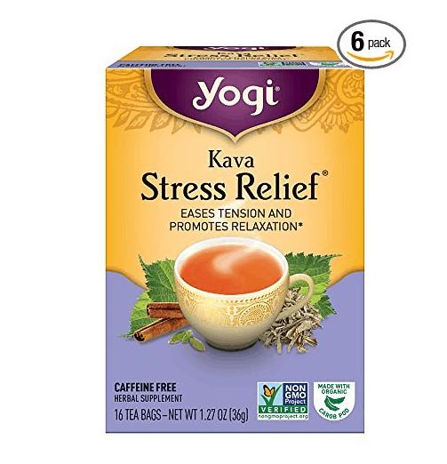 5. Yogi Tea