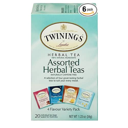 1.Twinings of London