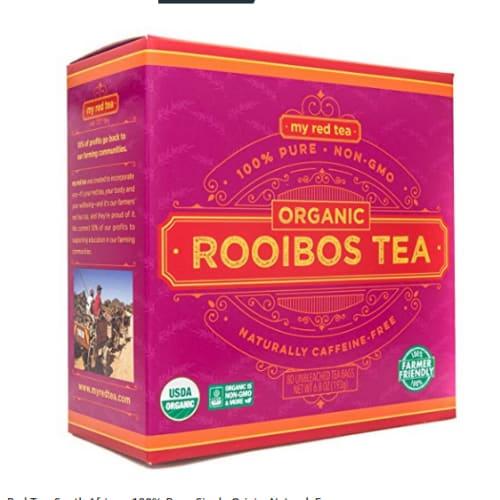 6. My Red Tea Rooibos Tea