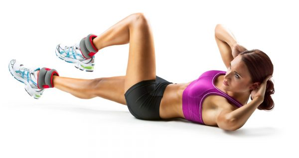 ankle weights exercises