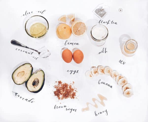 hair mask ingredients