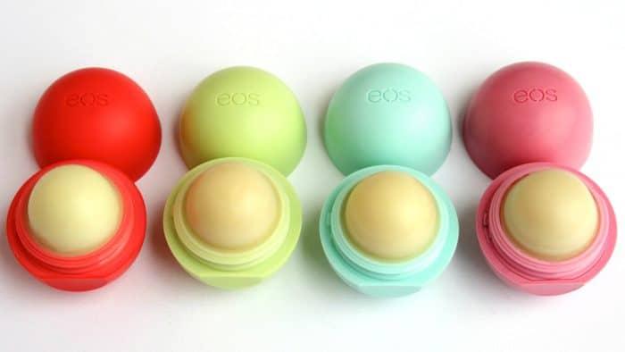 types of lip balm