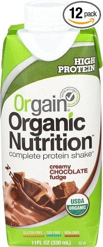 4. Orgain Organic Drink