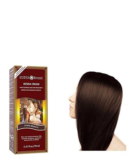 Organic Hair Dye Canada
