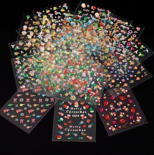 6. EFT 25 Stickers