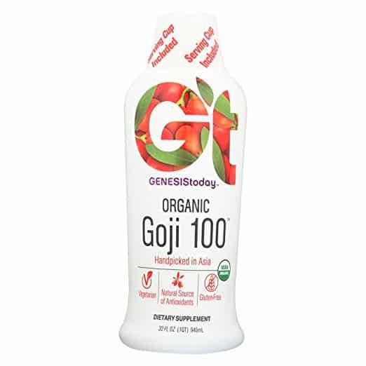 5. Genesis Today Organic