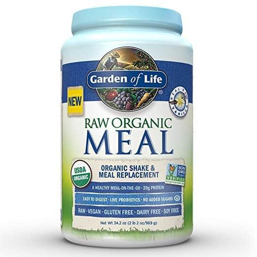 7. Garden of Life