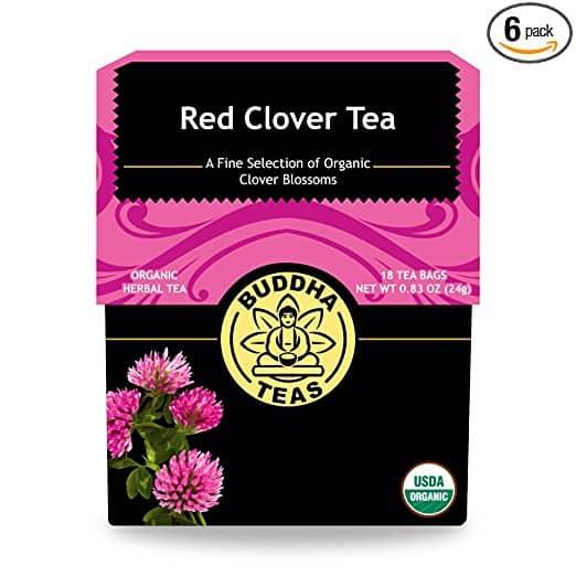 9. Buddha Tea