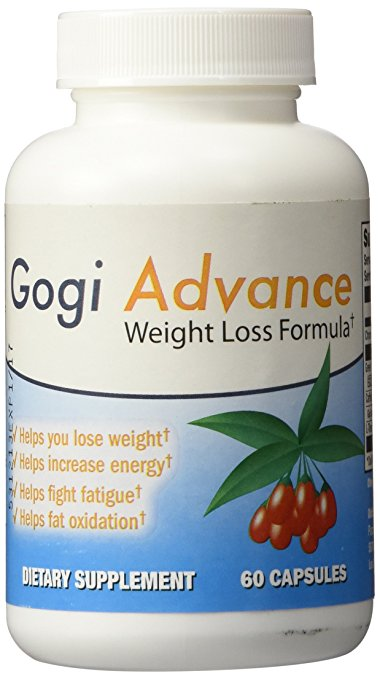 8. Goji Berry Advance