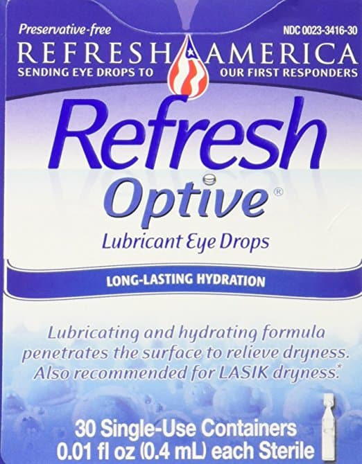 8. Refresh Optive