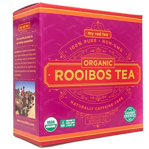 2. My Red Tea