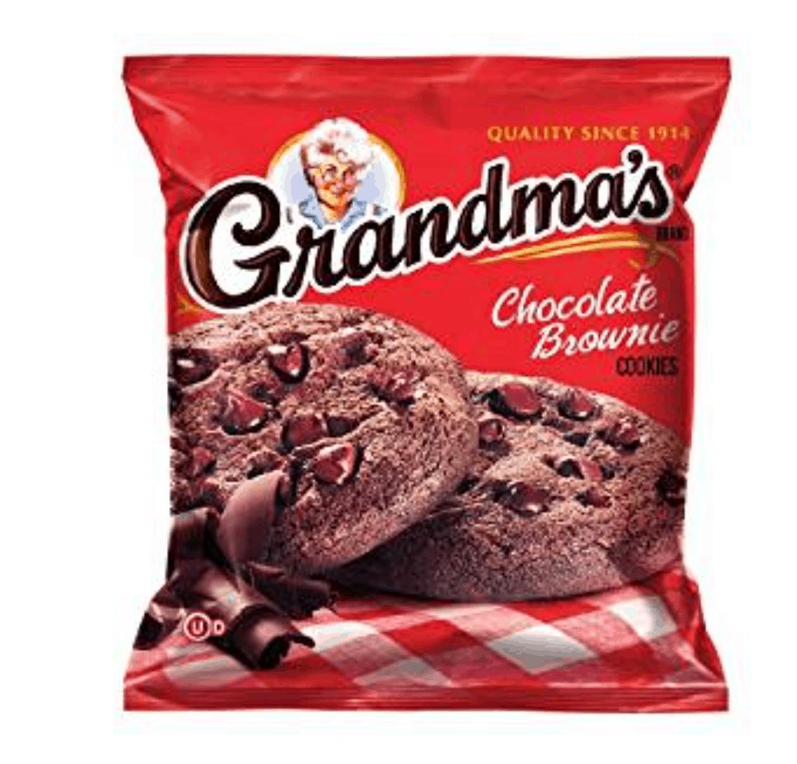 4. Grandma's Brownies