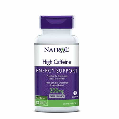 Best Caffeine Tablets Reviewed and Rated in 2019 - TheFitBay