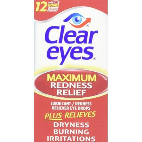 2. Clear Eyes