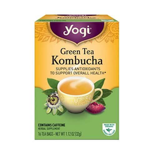 1. Yogi Tea